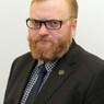 Милонов советует петербургским депутату и журналисту проявить мудрость