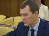 Дегтярёв объявил о создании Народного совета и позвал в него протестующих