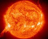 Спецтехника сняла кипящее от гнева Солнце (ВИДЕО)