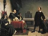 Итальянские историки нашли оригиналы писем «еретика» Галилео Галилея