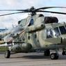В Подмосковье разбился вертолет МИ-8