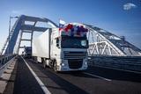 Археологическая находка сдвинула пуск грузовых поездов по мосту в Крым