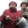 В Москве коммунисты устроили антиправительственный марш