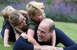 """Дети принца Уильяма открыто обратились к покойной Диане Спенсер: """"Папа скучает по тебе"""""""