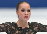 Алина Загитова завоевала золото на чемпионате мира по фигурному катанию