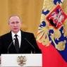 Владимир Путин поздравил россиян с Рождеством