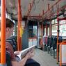 В Москве произошел крупный сбой в движении троллейбусов и трамваев