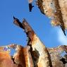 Недра встали на дыбы на Филиппинах - стена отгородила бездну ФОТО