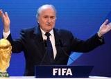 Блаттер: Россия проведет великий чемпионат мира