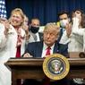 Трамп распорядился рассекретить документы скандала о его связях с Россией