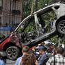 На Ютуб выложили взрыв машины Павла Шеремета