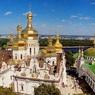 Украинская полиция задержала 100 человек у Киево-Печерской лавры