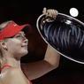 Шарапова сохранила вторую позицию в рейтинге WTA