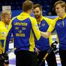 Чемпионат Европы по керлингу: Шведы защитили титул
