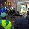 В центре Петербурга произошла крупная авария