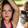 Девятилетняя девочка сдала норматив морпеха США