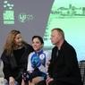 Медведева лидирует на чемпионате мира в Хельсинки