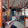 Весь общественный транспорт Москвы к 2017 году оборудуют бесплатным Wi-Fi
