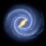 Черная дыра Млечного пути сожрала что-то невероятное (ВИДЕО)