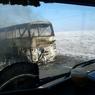 Стало известно, что помешало пассажирам спастись из горящего автобуса