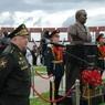 В Москве открыли памятник генералу армии Махмуту Гарееву