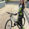 В Воронеже выбрали самую красивую велосипедистку