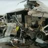 Арестован водитель грузовика, въехавшего в автоколонну с военными