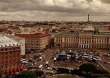 """Форум """"Синергия"""" назвал имя губернатора Санкт-Петербурга за несколько дней до выборов"""