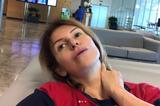 Наталья Штурм разделась, продемонстрировав видоизмененную грудь