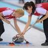 Российские керлингистки обыграли Данию и Китай на чемпионате мира