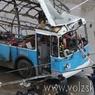 МЧС-ники убрали останки взорванного троллейбуса в Волгоград