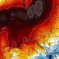 В Европе зафиксирована «мощная» климатическая аномалия