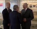 Сын Лукашенко сменил отца на посту главы Национального олимпийского комитета