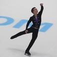 Россиянин Коляда выиграл короткую программу на чемпионате Европы