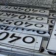 МВД предложило привязать номер автомобиля к региону регистрации владельца машины