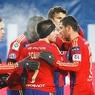 РФПЛ: ЦСКА продлевает свою беспроигрышную серию в чемпионате