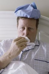 В слабой эффективности прививок от гриппа виноват тестостерон