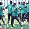 Футболисты Нигерии отказываются тренироваться без выплаты премиальных