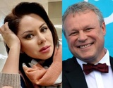 Новая возлюбленная Сергея Жигунова не может поделить с бывшим деньги: сын попал под удар