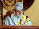 Оксана Воеводина сообщила о смерти экс-короля Малайзии - своего бывшего свекра
