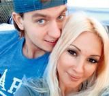 Лера Кудрявцева поделилась самым интимным снимком со своим мужем