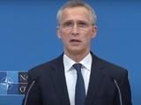 Генсек НАТО согласился с украинскими оценками численности российских военных на границе