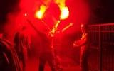 В Москве футбольный матч между «Спартаком» и «Тереком» был остановлен из-за дыма