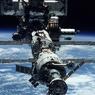 Экипаж МКС поздравил землян с Днем космонавтики