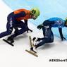Россияне завоевали два золота на Кубке мира по шорт-треку в Дрездене