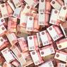 Падающий рубль помог Минфину свести  бюджет с профицитом