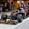 Квят стал 12-м в первой тренировке после возвращения в Toro Rosso