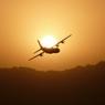 У самолета отвалилось колесо шасси при вылете из Тюмени