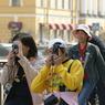Китайские туристы углубляются в Россию