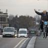 Злоумышленник пожертвовал здоровьем за велосипед